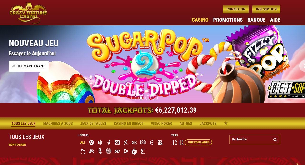 casino Crazy Fortune